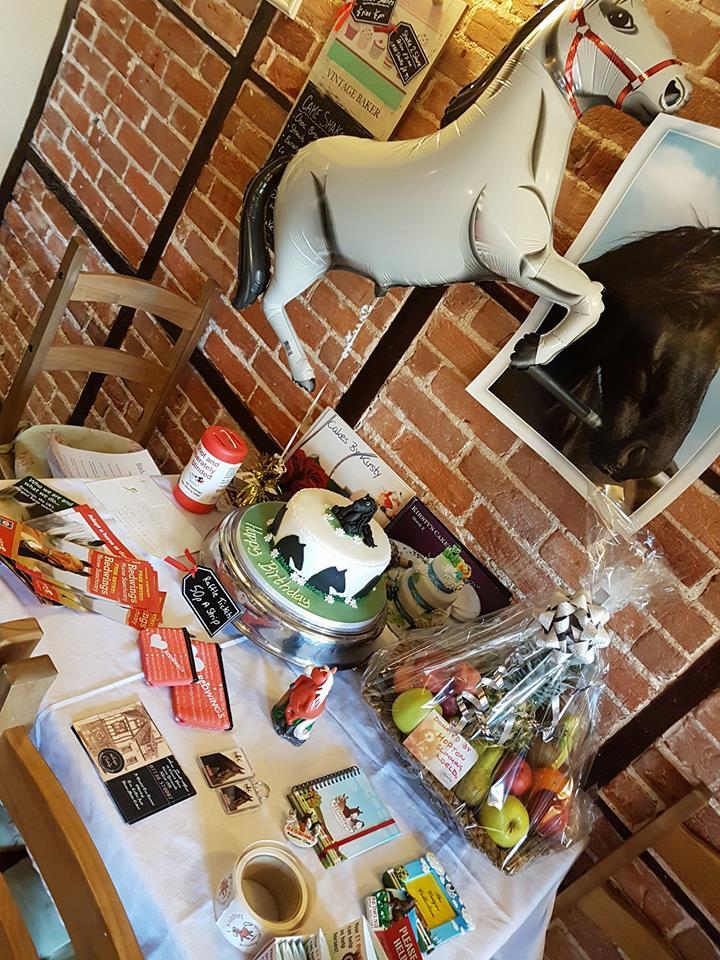 Black Beauty party raises funds for Redwings Horse Sanctuary