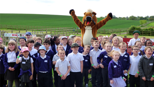 Norwich Primary Academy visits Redwings