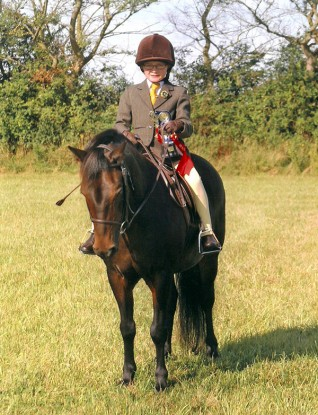 Redwings Corsa and Imogen