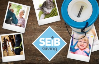 SEIB Giving are awarding a £50,000 grant to a good cause
