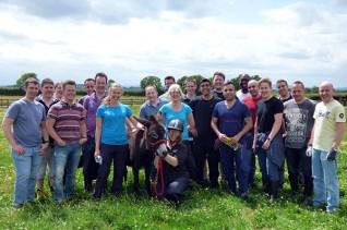 Volunteering at Redwings Horse Sanctuary